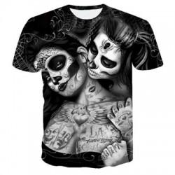 T shirt Calaveras