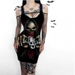 Robe Tête de Mort Calavera