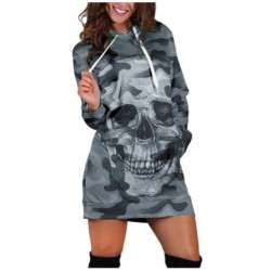 Robe Militaire Tête de Mort