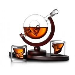 Set à Whisky Tête de Mort