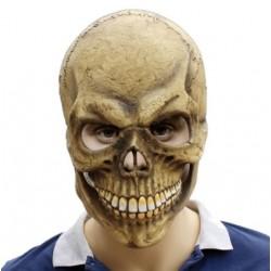 Masque Tête de Mort Crâne Humain