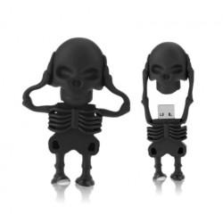 Clé USB Tête de Mort