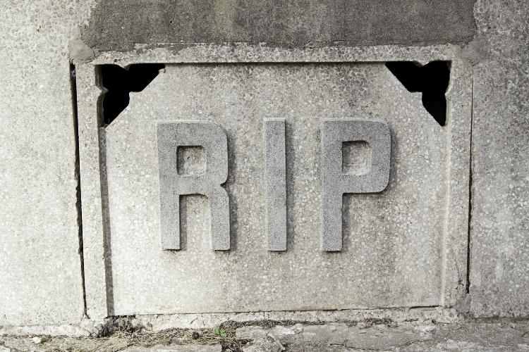 D'où vient l'acronyme RIP pour les morts - 1