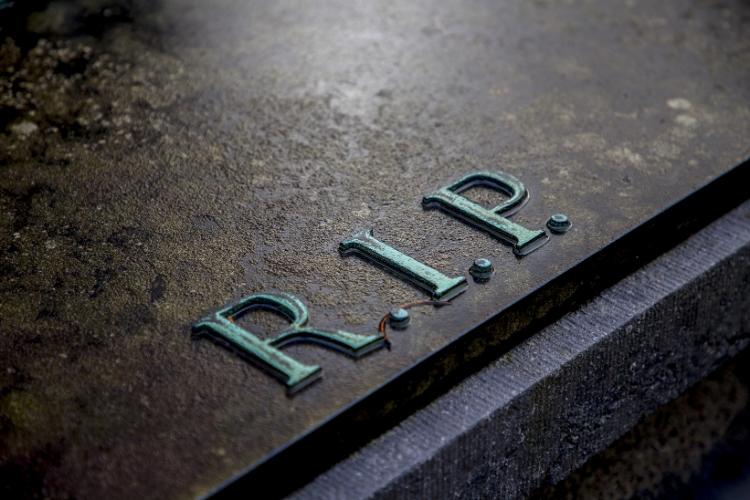 D'où vient l'acronyme RIP pour les morts - 2