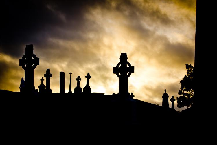 Donn, le dieu de la mort irlandais - 1