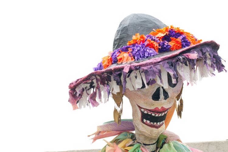 Histoire des calaveras, les têtes de mort mexicaines - 2