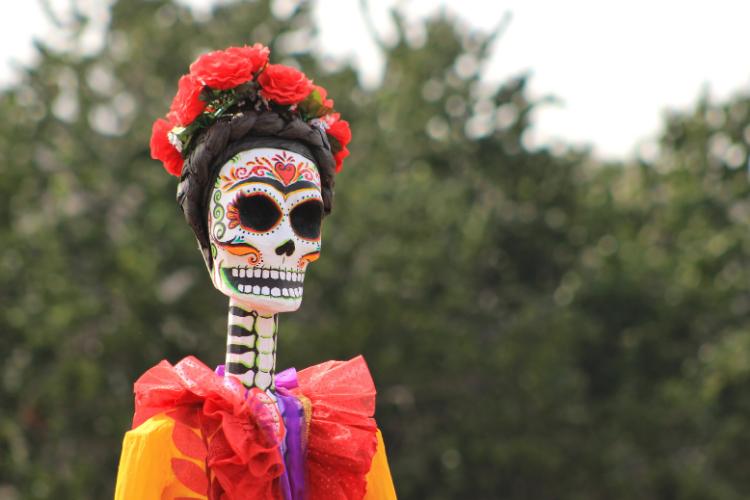 Histoire des calaveras, les têtes de mort mexicaines - 1
