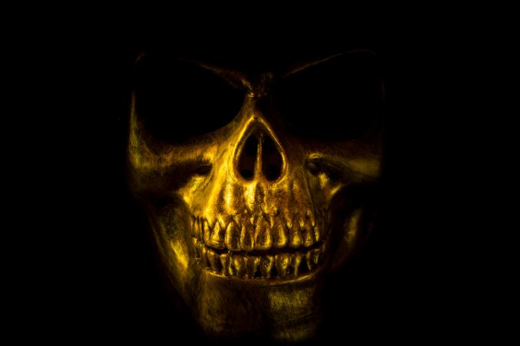 Histoire et symbolique des têtes de mort - 1