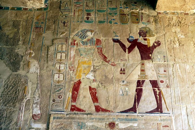 La mort dans la mythologie de l'Egypte ancienne - 1