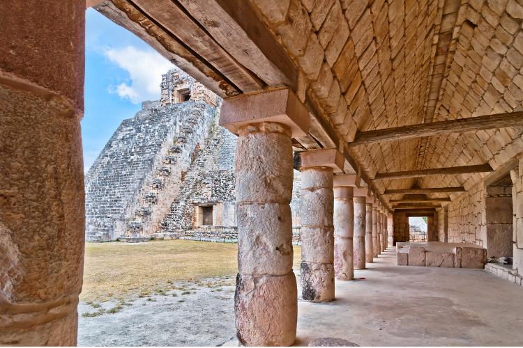 La mort vue par les Mayas - 1