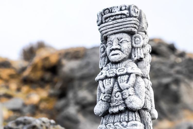 La mort vue par les Mayas - 2