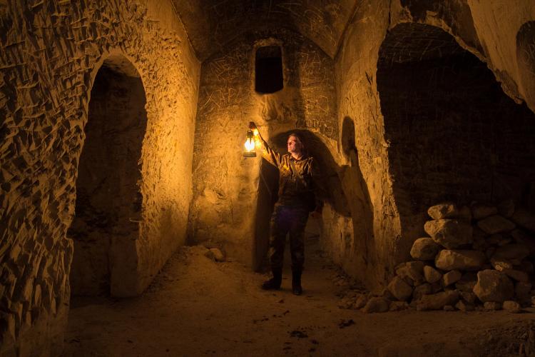Les catacombes de Rome - 1
