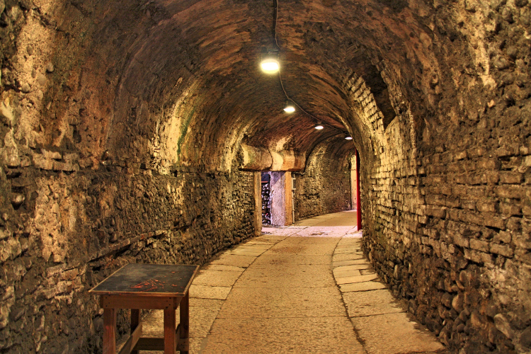 Les catacombes de Rome - 2