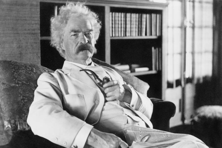 Les expériences de Mark Twain en phrénologie - 1