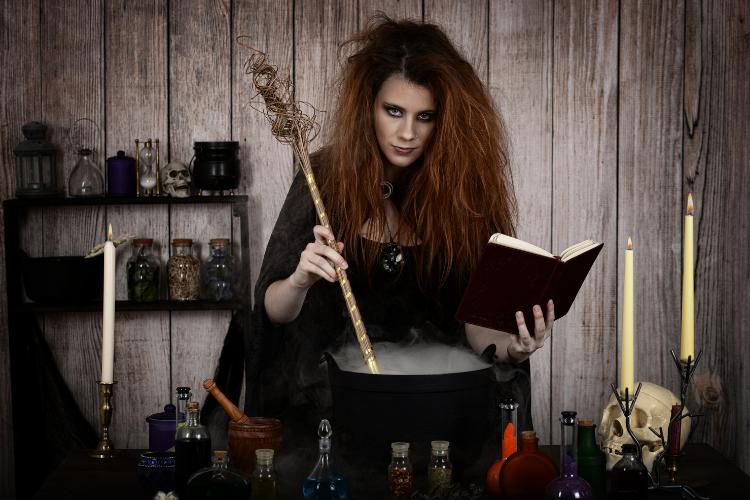 Les potions et les sorts de sorciers existaient-ils vraiment - 2