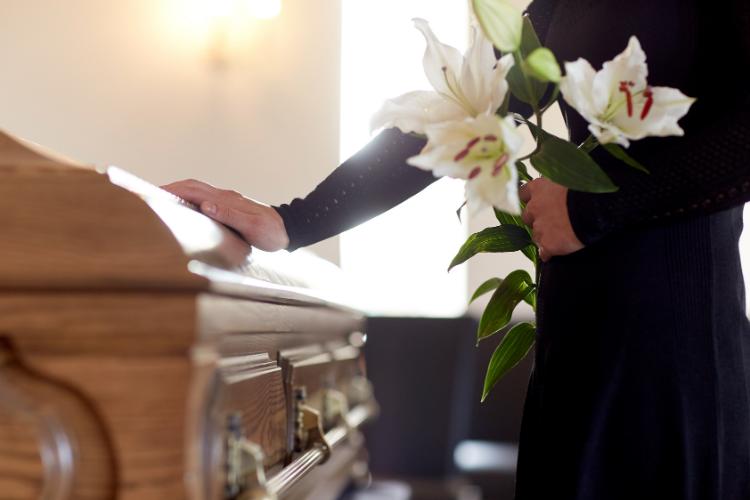 Les rituels funéraires dans le monde - 1