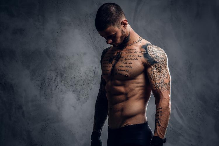 Les tatouages avec une tête de mort les plus connus - 1