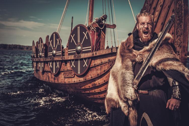 Les vikings buvaient-ils les crânes de leurs ennemis - 1