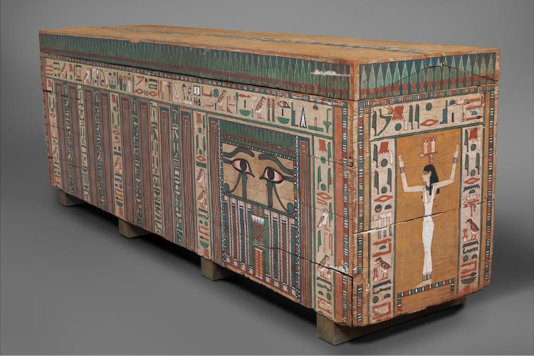 Origine et histoire des cercueils - 1