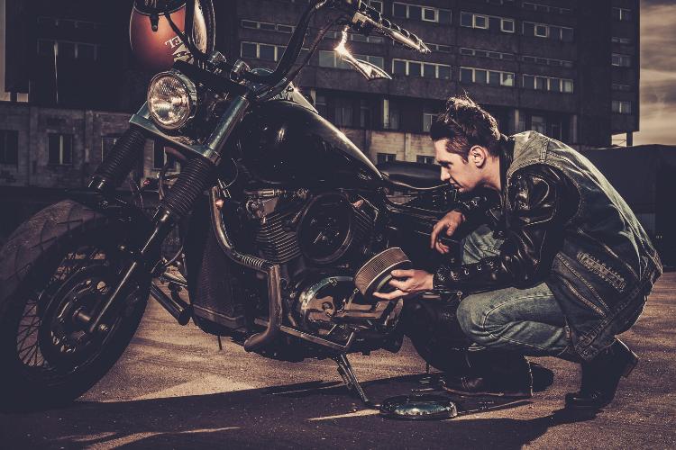 Pourquoi les bikers portent-ils des têtes de mort - 1