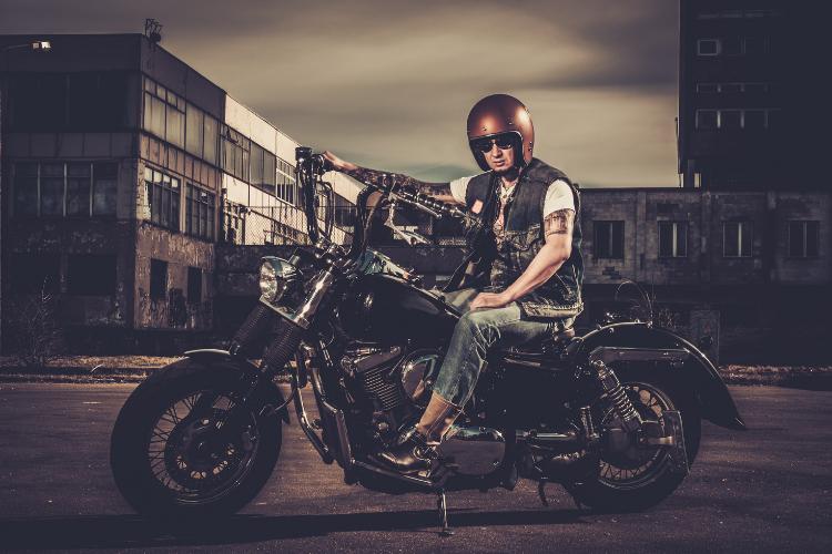 Pourquoi les bikers portent-ils des têtes de mort - 2