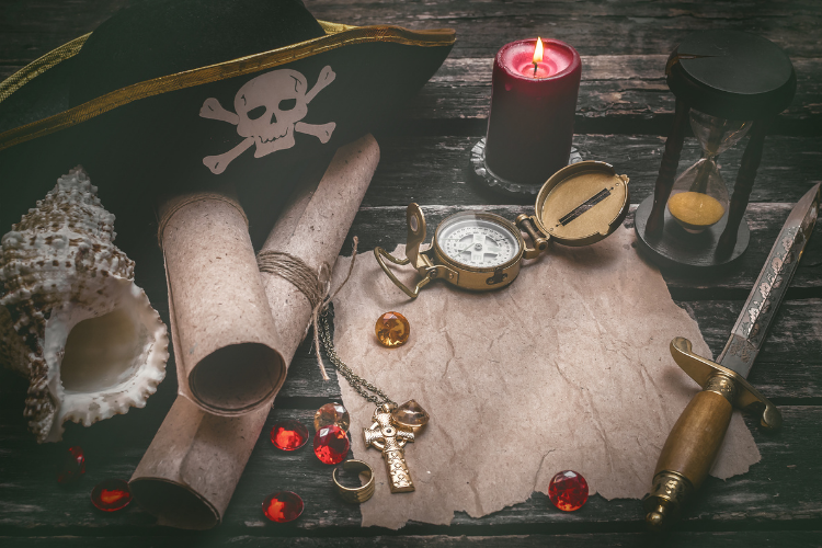 Pourquoi les pirates ont pour symbole une tête de mort - 2