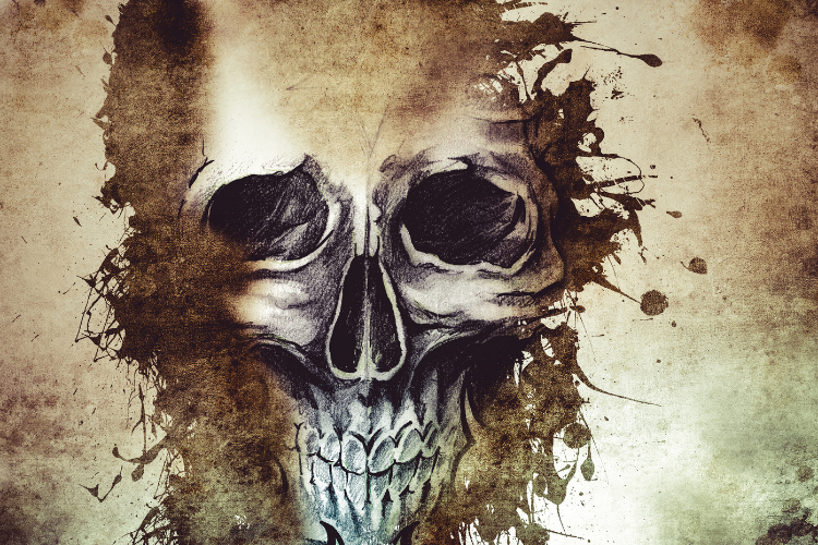 Pourquoi sommes-nous fascinés par les têtes de mort - 1