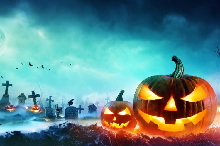 Que faire à Halloween - 1