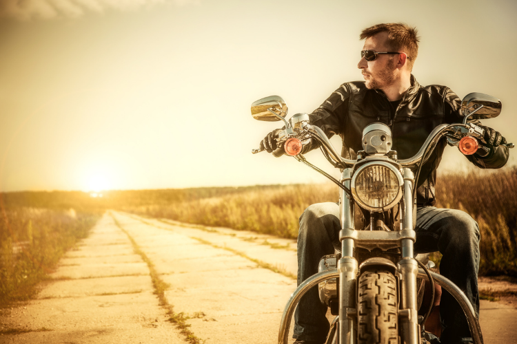 Que signifient les têtes de mort pour les bikers - 1