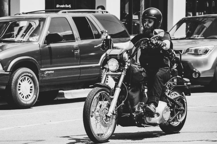 Que signifient les têtes de mort que portent les bikers - 2