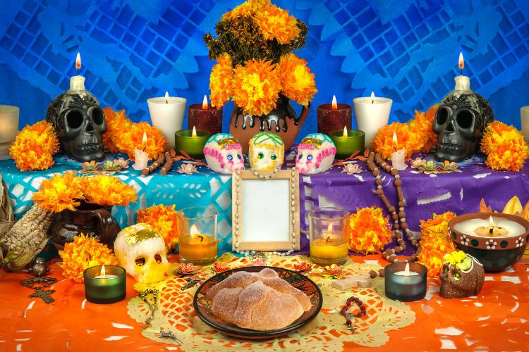 Quelle est la différence entre le Jour des morts et Halloween - 1
