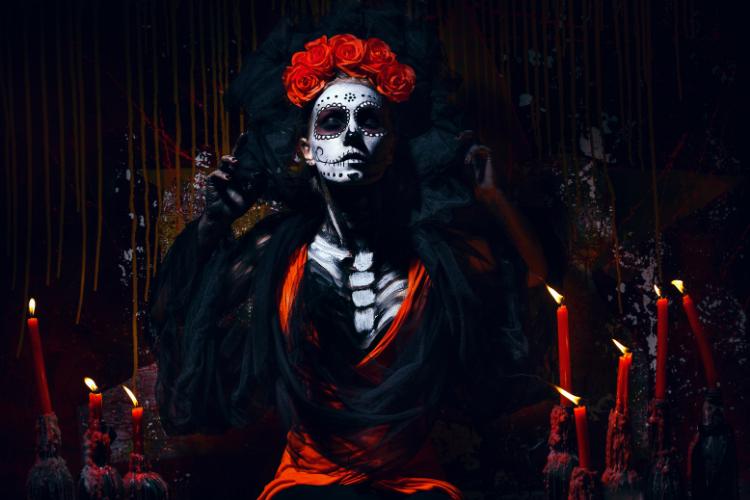 Qui est la Santa Muerte pour les mexicains - 1