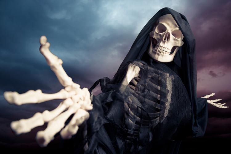 Rêver de la faucheuse de la mort : qu'est ce que ça signifie - 1
