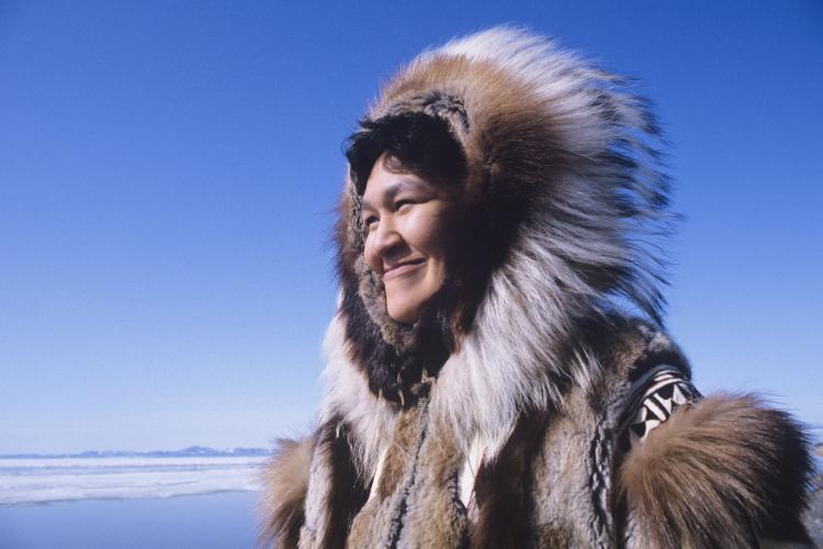 Sedna, le dieu de la mort des Inuits - 1
