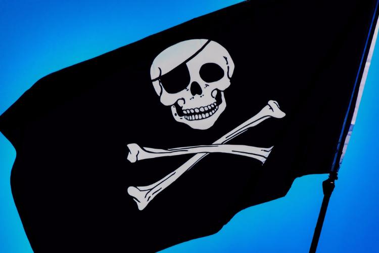 Signification du drapeau avec des têtes de morts et des tibias croisés - 1