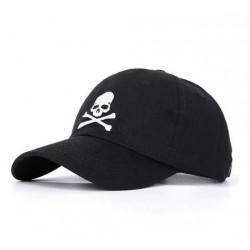 Casquette Tête de Mort Pirate