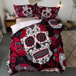 Housse de Couette Skull Mexicaine