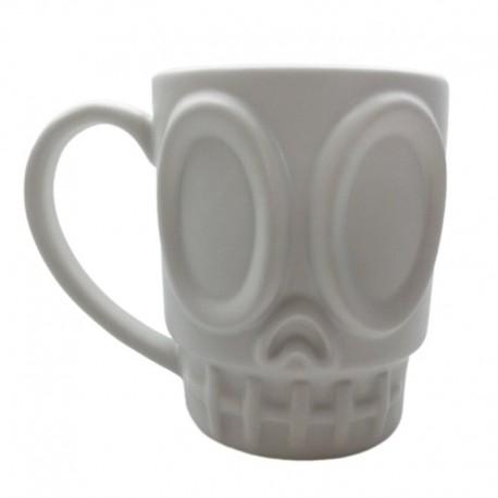Tasse a Café Tête de Mort