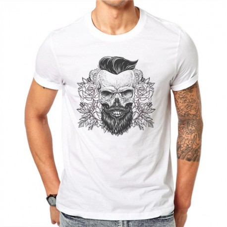 T-Shirts Barbe / Hipster