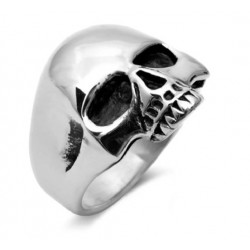 Bague Tete de Mort Ketih Richards