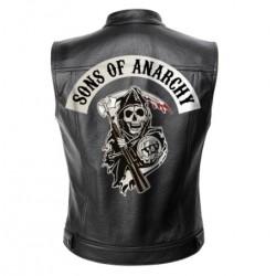 Veste Cuir Sons Of Anarchy