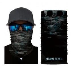 Tour de Cou Tête de Mort Miami Beach